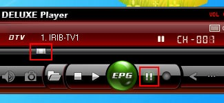 ماشین زمان در BlazeDTV