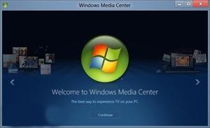 فعال کردن Windows Media Center در ویندوز8
